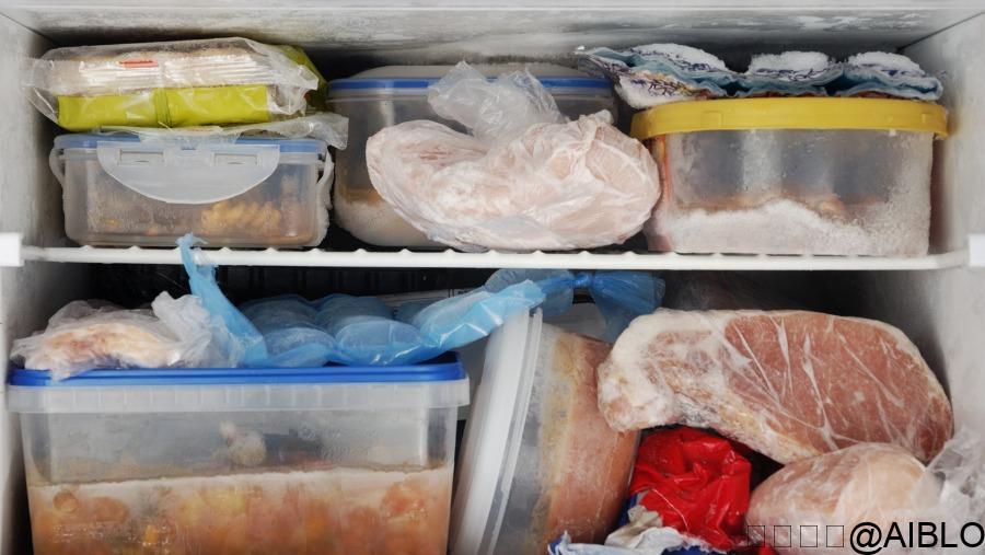 冷凍庫 スペース