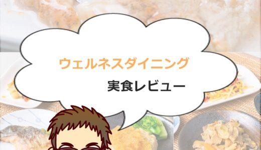 【口コミ感想】ウェルネスダイニング気配り宅配食をガチレビュー!鳥の唐揚げ弁当