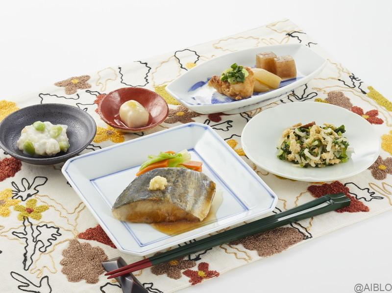 鰆(サワラ)の生姜煮