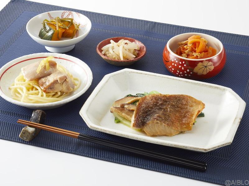 赤魚の野菜旨煮