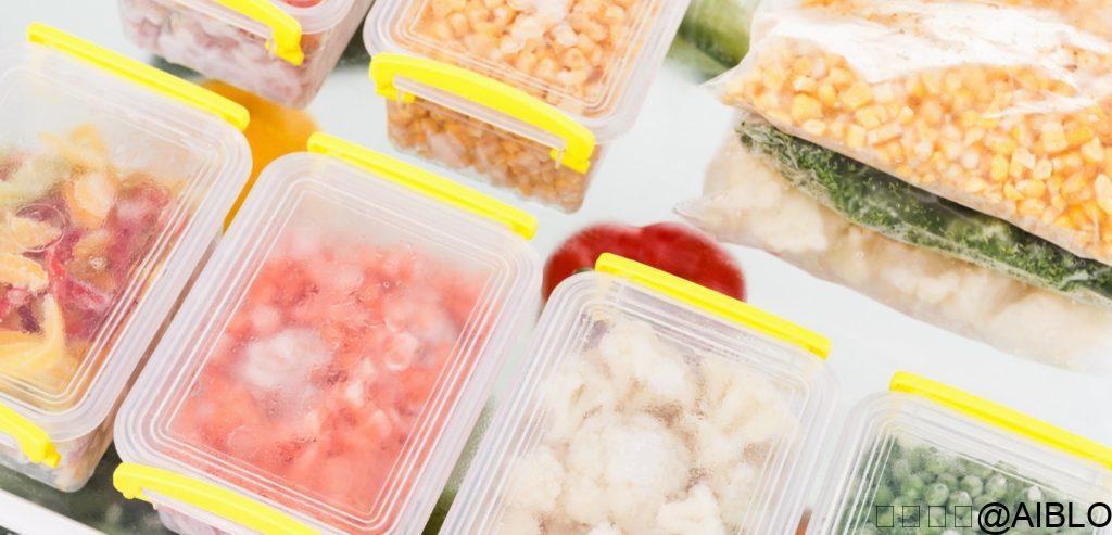 冷凍食品 菌