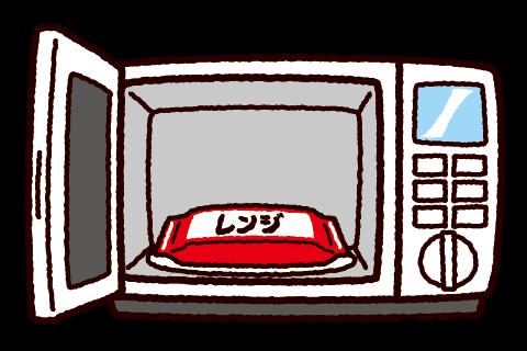 冷凍食品 温め時間