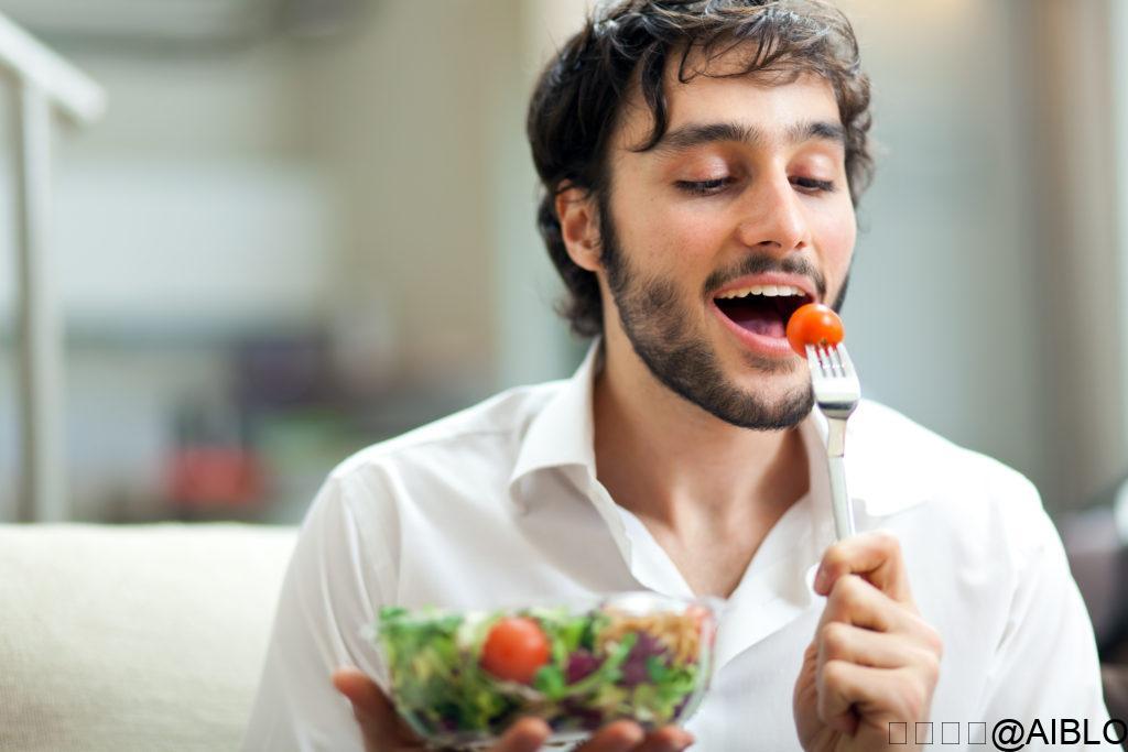 野菜の摂取量