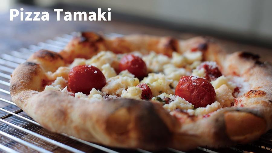 pizza Tamaki
